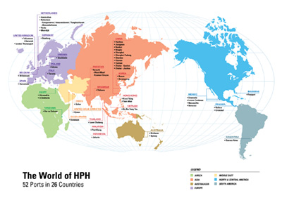 HPH Worldmap